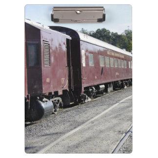 Bryson Railway Clipboard