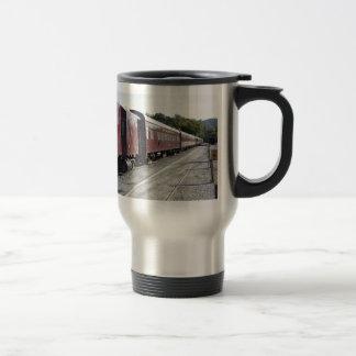Bryson Railway 15 Oz Stainless Steel Travel Mug
