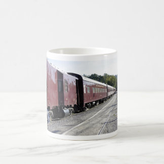 Bryson Railway Classic White Coffee Mug