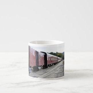 Bryson Railway 6 Oz Ceramic Espresso Cup