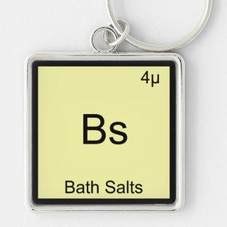 BS - Camiseta divertida de la química de Meme del  Llaveros