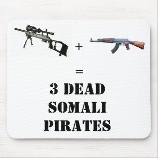 BS-Sniper-01-03, ak47jt7, +, =, 3 dead Somali p... Mouse Pad