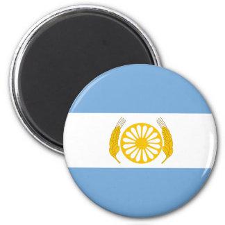Bsa, bandera de la Argentina Imán
