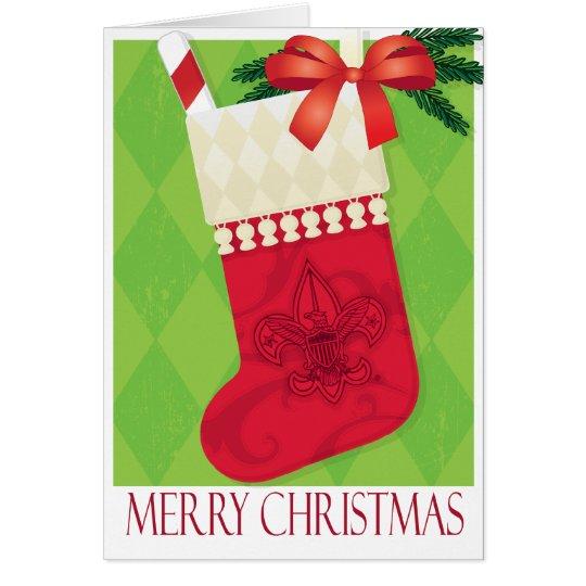 BSA/Christmas Card