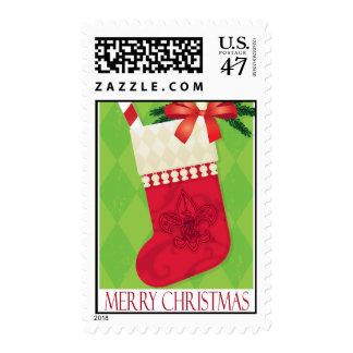 BSA/Christmas  Stamp