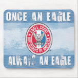 "BSA Eagle Scout Mousepad<br><div class=""desc"">BSA Eagle Scout Mousepad - Once an Eagle Always an Eagle</div>"