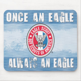 BSA Eagle Scout Mousepad