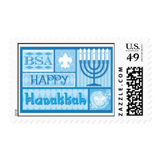 BSA/Happy Hanakkah Stamp