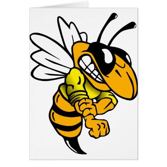 Bsaa Yellow Jackets Under 8 Card