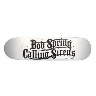 BSCS - Skateboard Deck