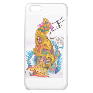 BSD Elemental Caricatures - Justin as Water iPhone 5C Cases