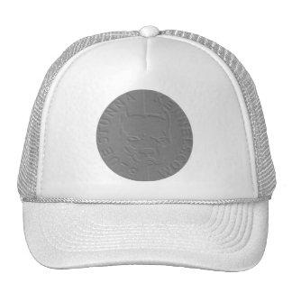 BSK Embossed Logo Cap Trucker Hat