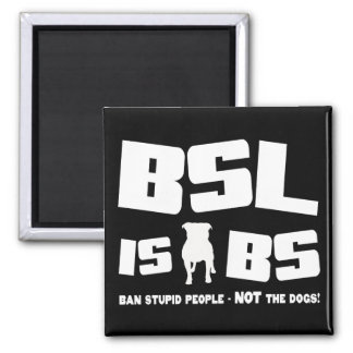 BSL is BS - Magnet
