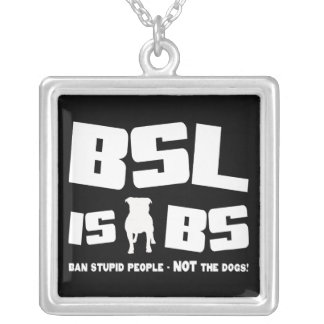 BSL is BS - Necklace