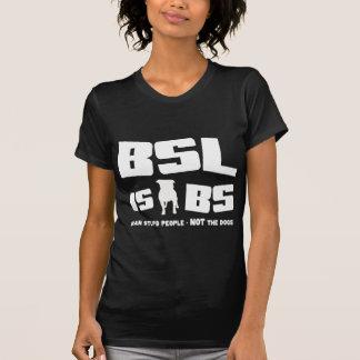 BSL is BS - T-shirt (dark)
