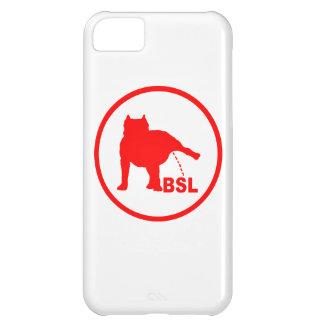 BSL PITBULL FUNDA PARA iPhone 5C