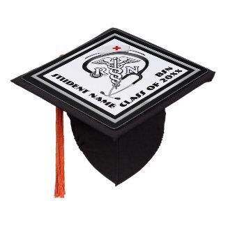 BSN - RN Graduate Graduation Cap Topper
