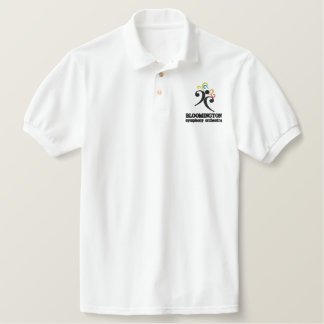 BSO Embroidered Shirts and Jackets - White