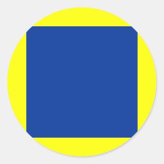 BSOD: Background Round Stickers