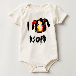 BSOFD Baby Love Baby Bodysuit