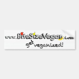 BSV consiguen a la pegatina para el parachoques de Pegatina Para Auto