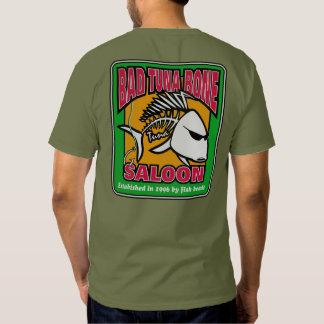 BT0016 - Bad Tuna Bone Saloon Shirt