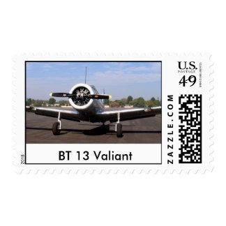 BT13 Valiant, BT 13 Valiant Postage Stamp