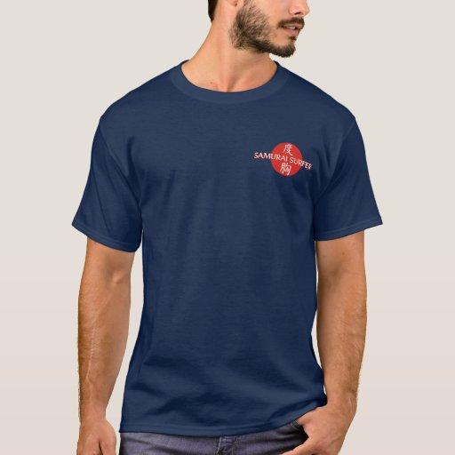 BT213 - Camiseta de la persona que practica surf
