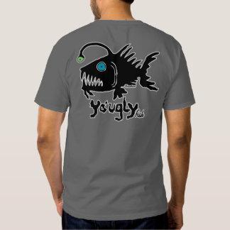 BT260 - Yo'ugly Fish Tee Shirt