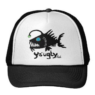 BT260C - Gorra de los pescados de Yo'ugly