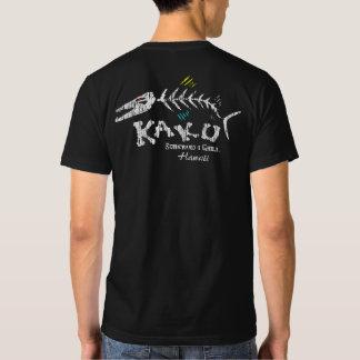 BT261 - Kaku (Barracuda) Boneyard y camiseta de la Remeras