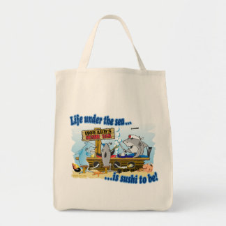 BT270T - Sushi To Be Tote Tote Bag