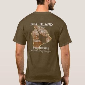 BT296 - Vintage Big Island Sportfishing Tee