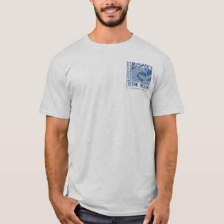 BT321 - Respect the Ocean, Protect the Sea Tee