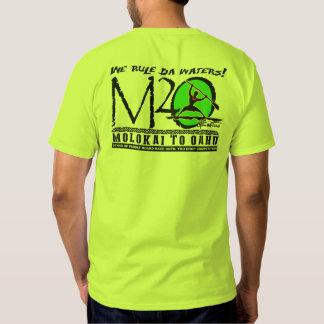 BT323 - M2O Molokai to Oahu SUP Race Competition T Shirts
