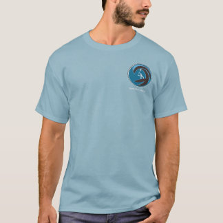 BT329 - North Shore Stand Up Paddle Surfing Tee