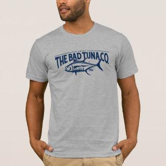 BT335 - Mala camiseta de Ahi del vintage del Co.