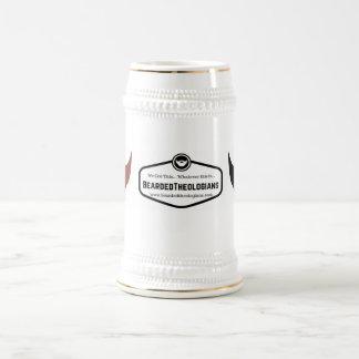 BT Beer Stine Beer Stein