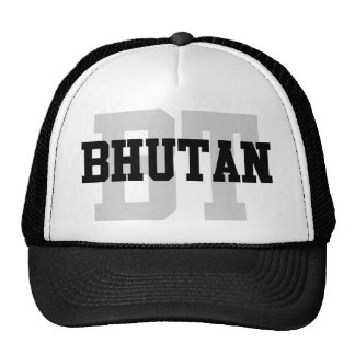 BT Bhutan Trucker Hat