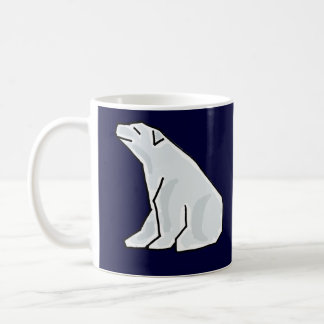 BT- Funky Polar bear Mug