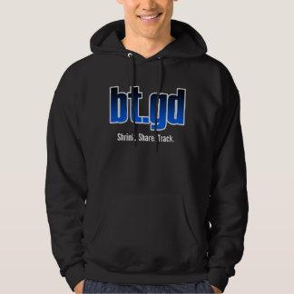 bt.gd url shortener hoodie