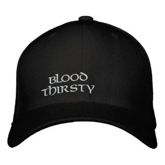BT HAT EMBROIDED