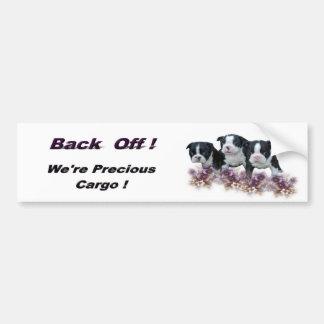 bt_pups_bumpersticker bumper sticker