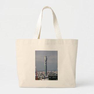BT Tower, London, England. Tote Bag
