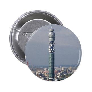 BT Tower, London, England. Pin