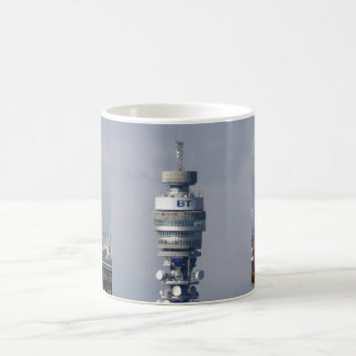 BT Tower, London, England. Classic White Coffee Mug