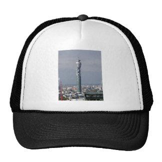 BT Tower, London, England. Hats