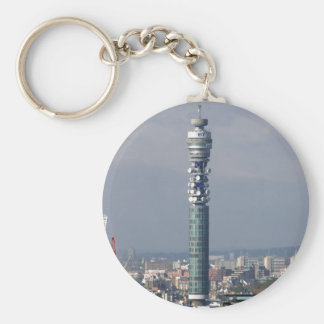 BT Tower, London, England. Keychain