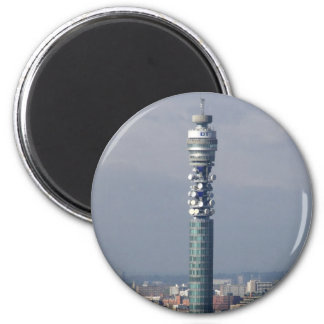 BT Tower, London, England. Magnets