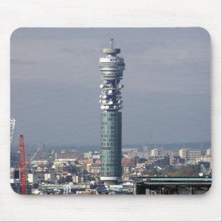 BT Tower, London, England. Mousepads